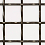 Plain Steel Wire Mesh for Security and Correctional Facility